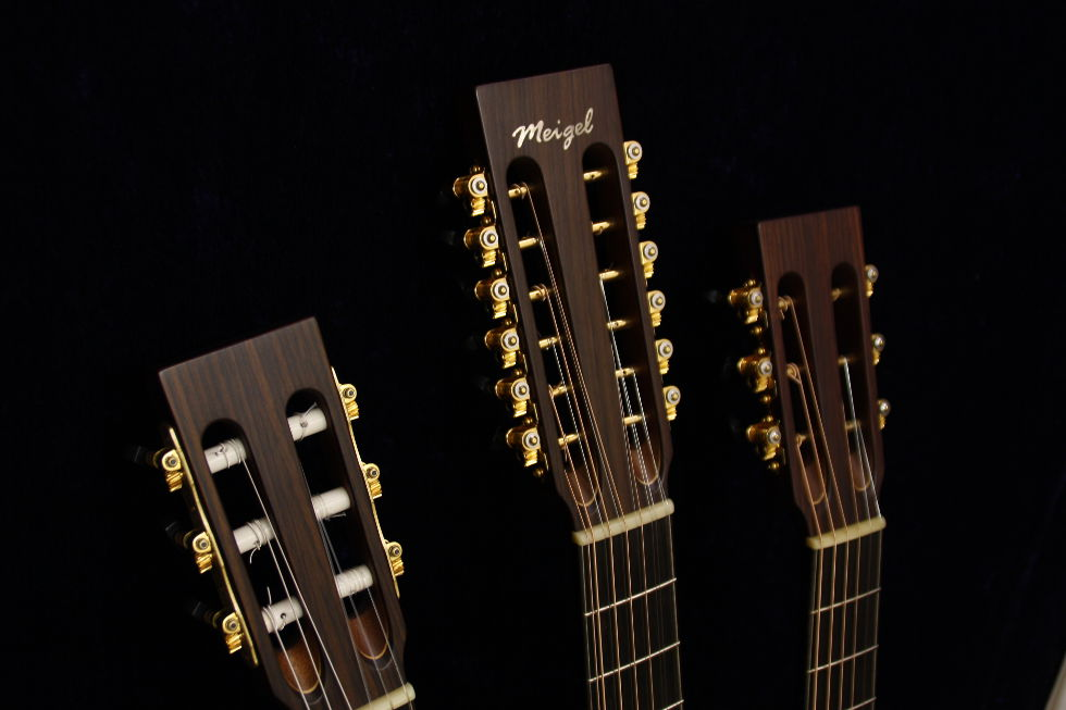 Meigel Handcrafted Guitars
