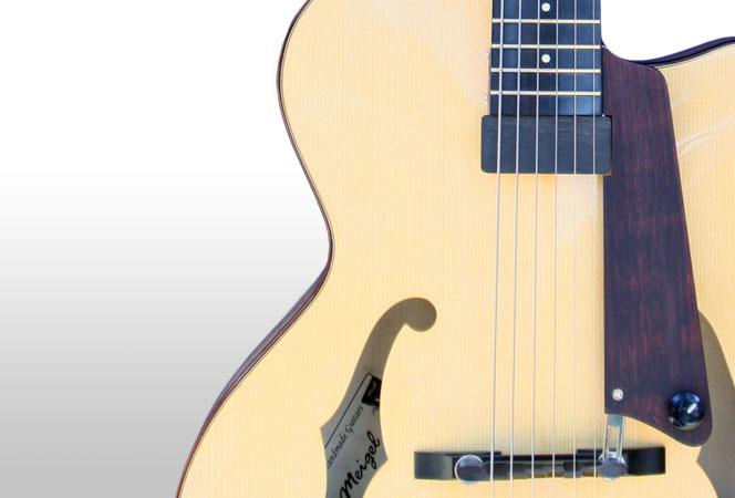 Archtop - Jazz Gitarren